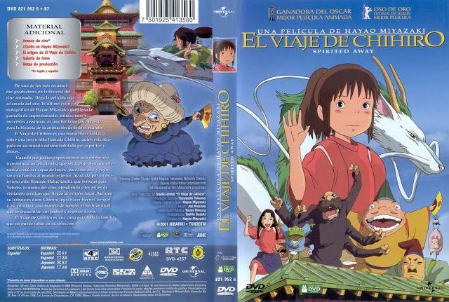 Descargar Pelicula El Viaje De Chihiro Sub Esp Hd Mega El Viaje De Chihiro Chihiro Descargar Pelicula