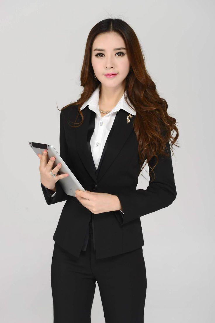 1000 ideas about business suit women on pinterest business suits for women suits for women. Black Bedroom Furniture Sets. Home Design Ideas