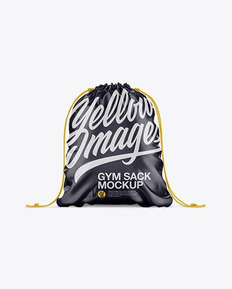 Gym Sack Mockup