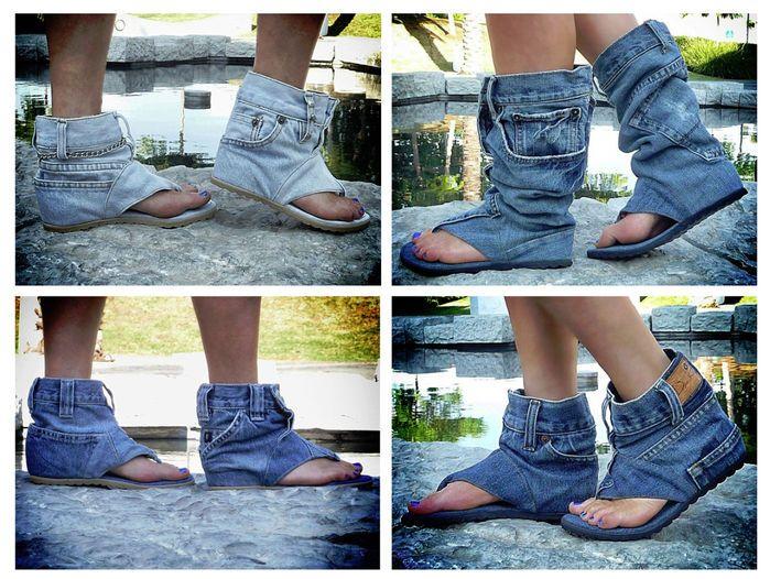 Джинсы. Наверное найдется немного людей, кто никогда не носил джинсы. Это доступная, удобная и модная одежда, а благодаря огромному выбору фасонов, расцветок и видов денима она подходит практически всем. Одежда из джинсовой ткани уже перешла в разряд классики, и не теряет своей актуальности вне зависимости от модных тенденций. Сама по себе джинсовая ткань заслуживает особого внимания.
