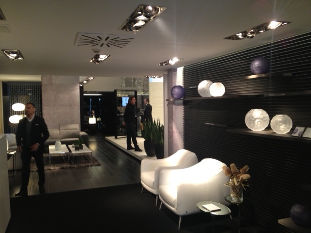 More pics from Natuzzi 3D configurator world-wide presentation, 2.5 years of Unity3D development