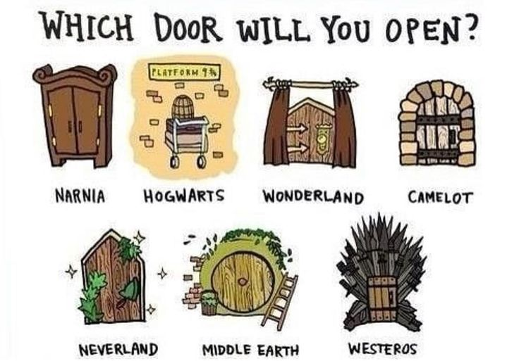 Hogwarts for sure if I had to chose another it would be middle earth