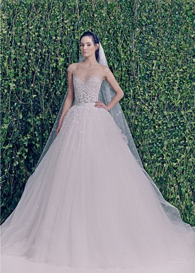 Luxurious Zuhair Murad Wedding Dresses 2014 - obsessed.