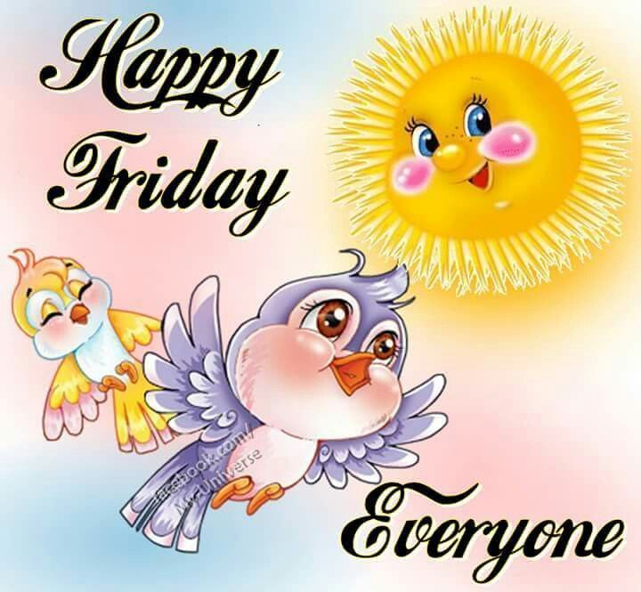 Happy Friday Clipart And Quotes Clipground Good Morning Friday Good Morning Happy Friday Happy Friday