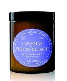 Gommage Corps - Anti-Stress de Les Soins aux Fleurs de Bach : Fiche complète, boutiques en ligne et 2 avis consos pour bien choisir vos gommages corps.