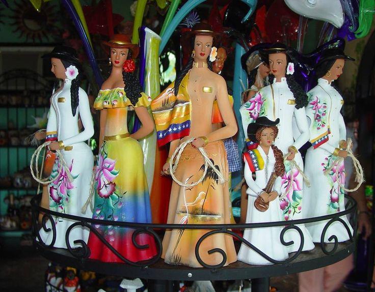 vestidos tipico de venezuela