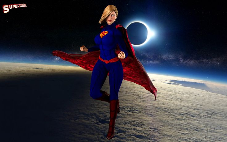 191 Best Images About Supergirl (DC Comics) On Pinterest