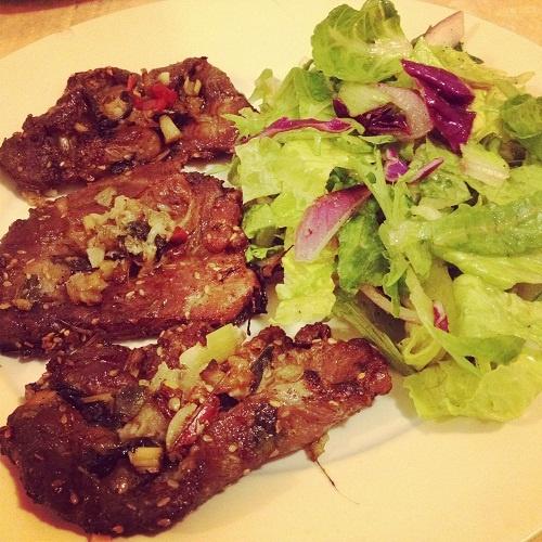 "Vietnamese Grilled Lemongrass Pork ""Thit Heo Nuong Xa"", a paleo ..."
