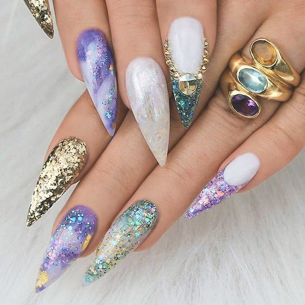 6903 best Bomb Nails images on Pinterest