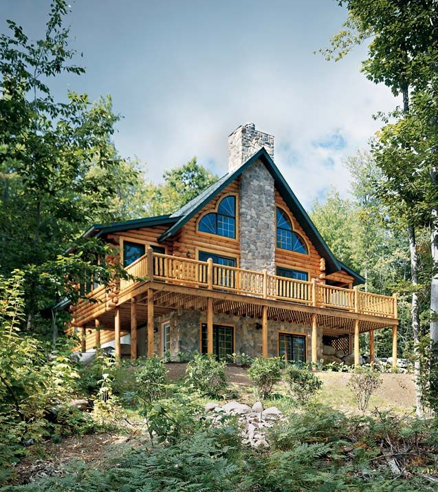 Mountainside house plans with pictures of houses