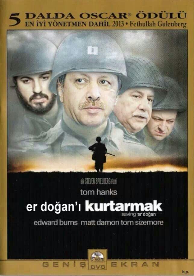 Erdoğan'ı kurtarmak :))