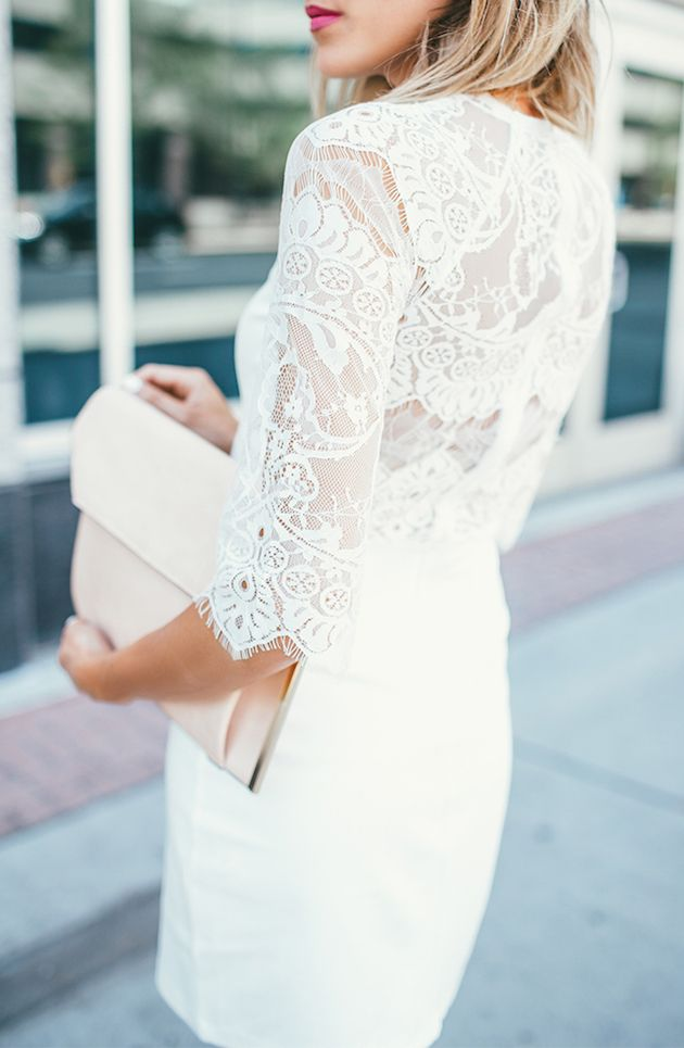 Chic & Stylish Rehearsal Dinner Dresses for Brides | Bridal Musings Wedding Blog