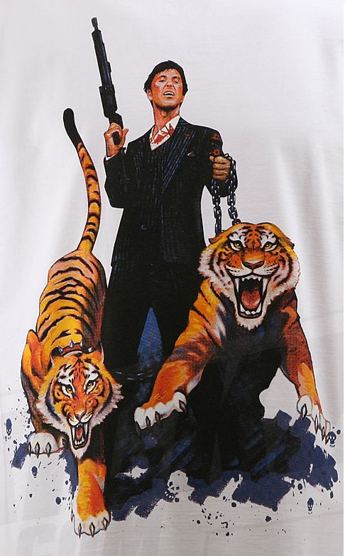 scarface n his pets