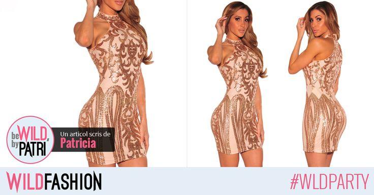 Iata rochia in care puteti straluci la urmatorul party:
