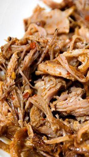 Carolina-Style Pulled Pork