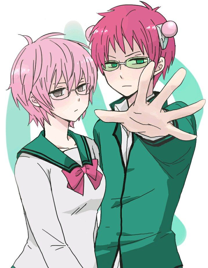 I ship male saiki to female saiki [Saiki and fem Saiki split & she has to live as his cousin]