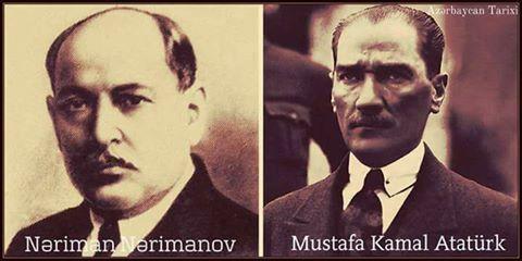 """Atatürk'ün Neriman Nerimanova rica mektubu.Okuyub beğenin ve paylaşın . Atatürk'ün Neriman Nerimanov bize yardım et mektubu teessüf ki, çok insan bilmiyor . Belki o yardımcı olmasaydı Türkiye şimdi savaşı uduzmuşdu.Ve biz Çanakkale'de 7 binden fazla şehit verdik ama malesef orada Azerbaycan askerlerinin şerefine bir anıt ucaldılmayıb .. 1920 yılı Mayıs ayının 3 - de Mustafa Kemal Paşa Doğu Cephesi Komutanı Kazım Karabekir Paşa'ya aşağıdaki bağlamda bir mektup yazıyor : """" Devlette hiç para…"""