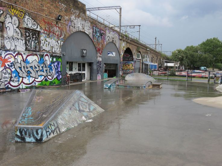 urban skatepark - Google Search