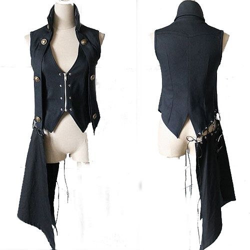 soo awesome! It'd be great for a futuristic, post apoc or even steampunk LARPs!! :)