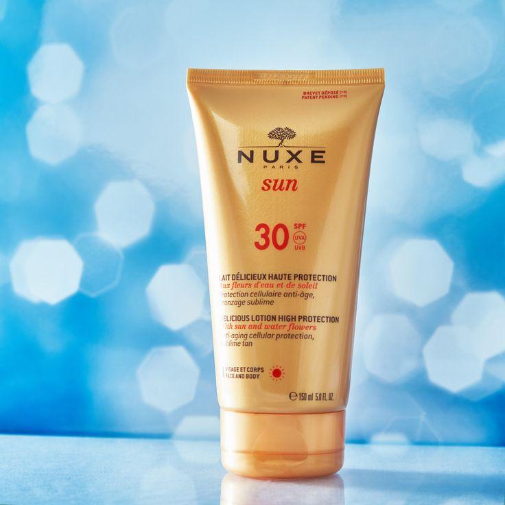 Risultati immagini per Nuxe Solar SPF 30