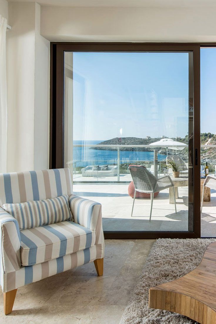 Divine Villas in Tersanas, Chania, Crete