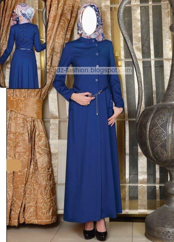 احدث موديلات حجابات جزائرية 2015 - Dz Fashion | DZ fashion ...