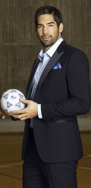 Ok, he's not Danish - but I wish he played on a Danish team: Nikola Karabatic - French Handball Team - the Worlds best player multiple times
