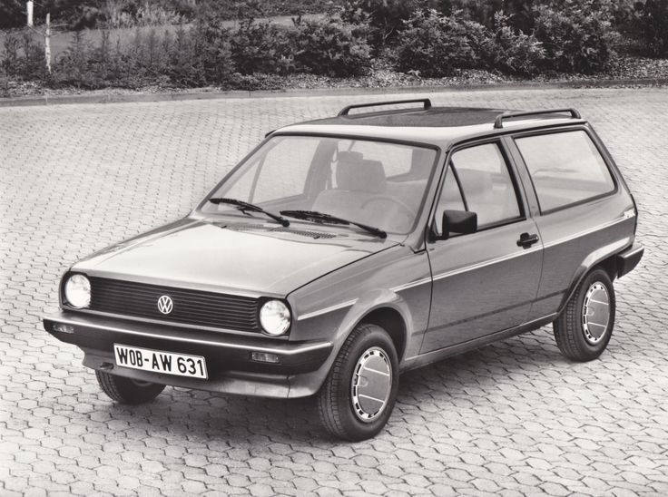 Volkswagen Polo Fox -1985