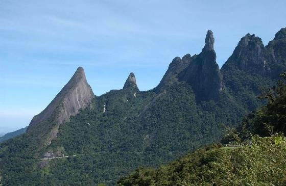 Teresopolis Brazil - Finger of God Mountain