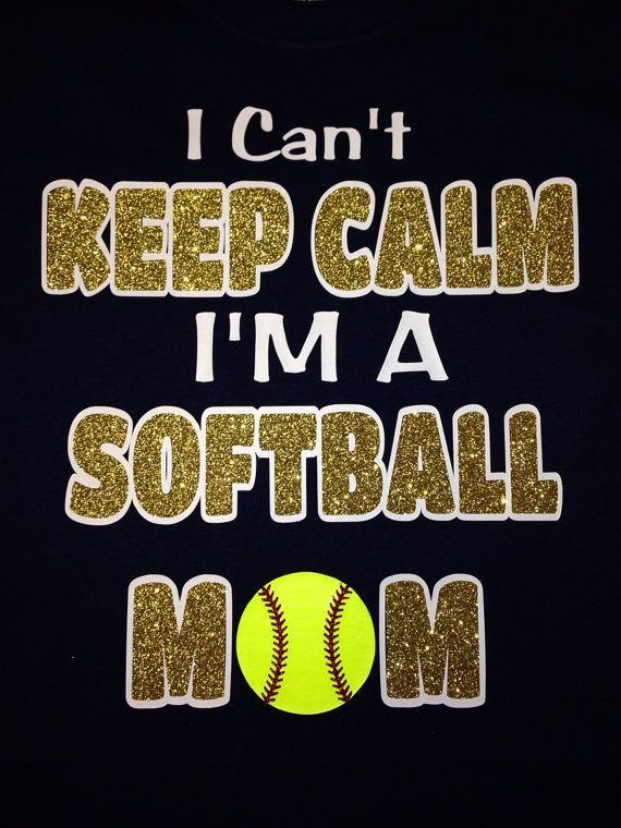 Hey, I found this really awesome Etsy listing at https://www.etsy.com/listing/177765287/i-cant-keep-calm-softball-shirt