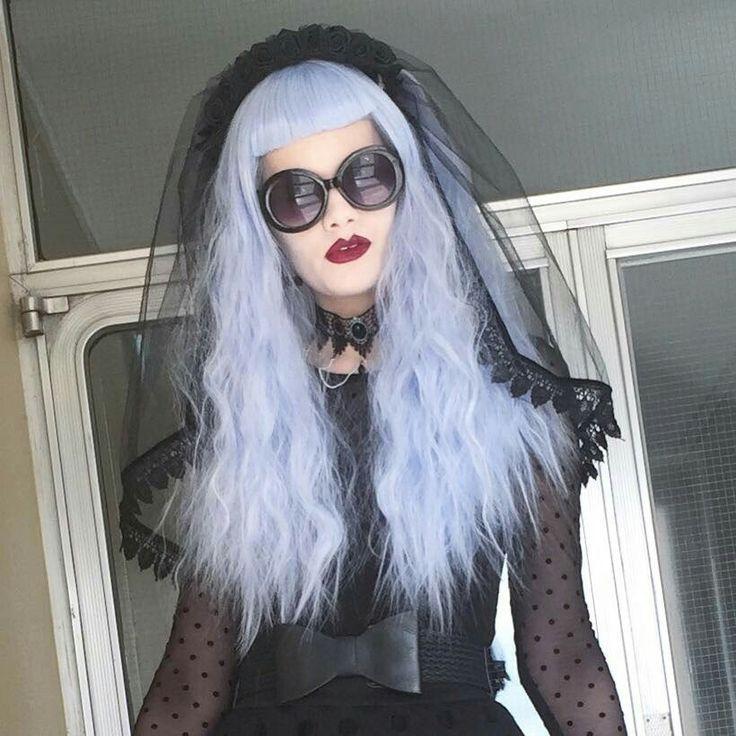 Luna - Black Candy Fashion Wig - £21