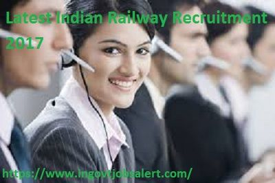 Each year, Indian Railways open lakhs of openings for the job candidates in the various sectors of Railways in all India. Getting a job in Indian Railways 2017 is a business of status because Indian Railways have got the fame of the largest railway network in the entire world. If you are really looking to get a job in the Indian Railways 2017, then stay updated with all the updates related to Indian railway recruitment.