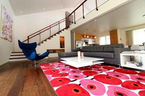 Modern Hawaii modern living room