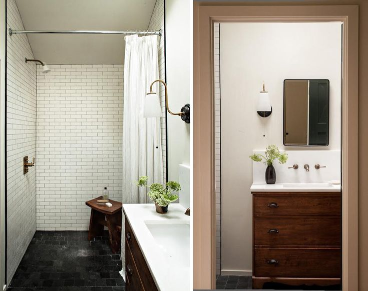 Lauren Liess Master Bedroom & Bathroom | Hanover Avenue