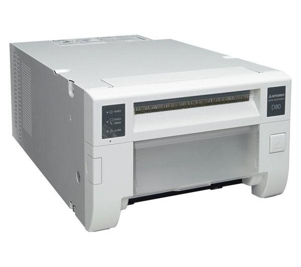 MITSUBISHI - CF-D80DW - 5x15 cm and 10x15 photo printer