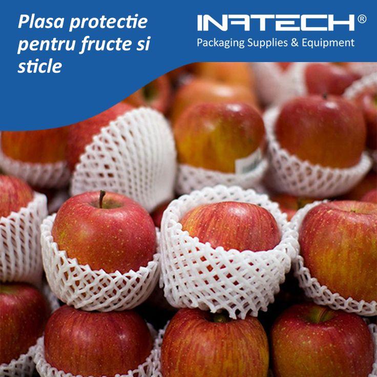 Plasa protectie pentru fructe si sticle