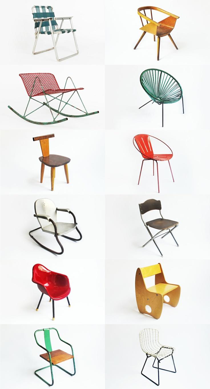 57 best Vintage children\'s furniture images on Pinterest | Kids ...
