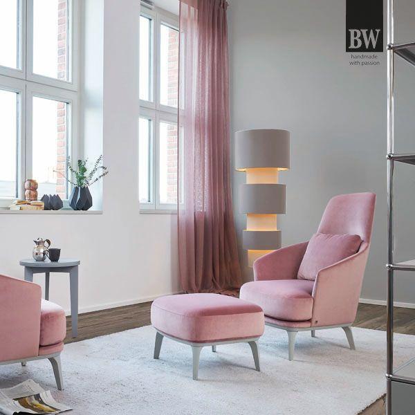 Trendfarbe Pastell Mobel Mobel Wallach Haus Deko