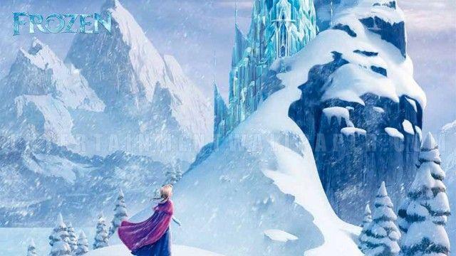 Frozen Disney Cartoons Wallpaper HD Dekstop