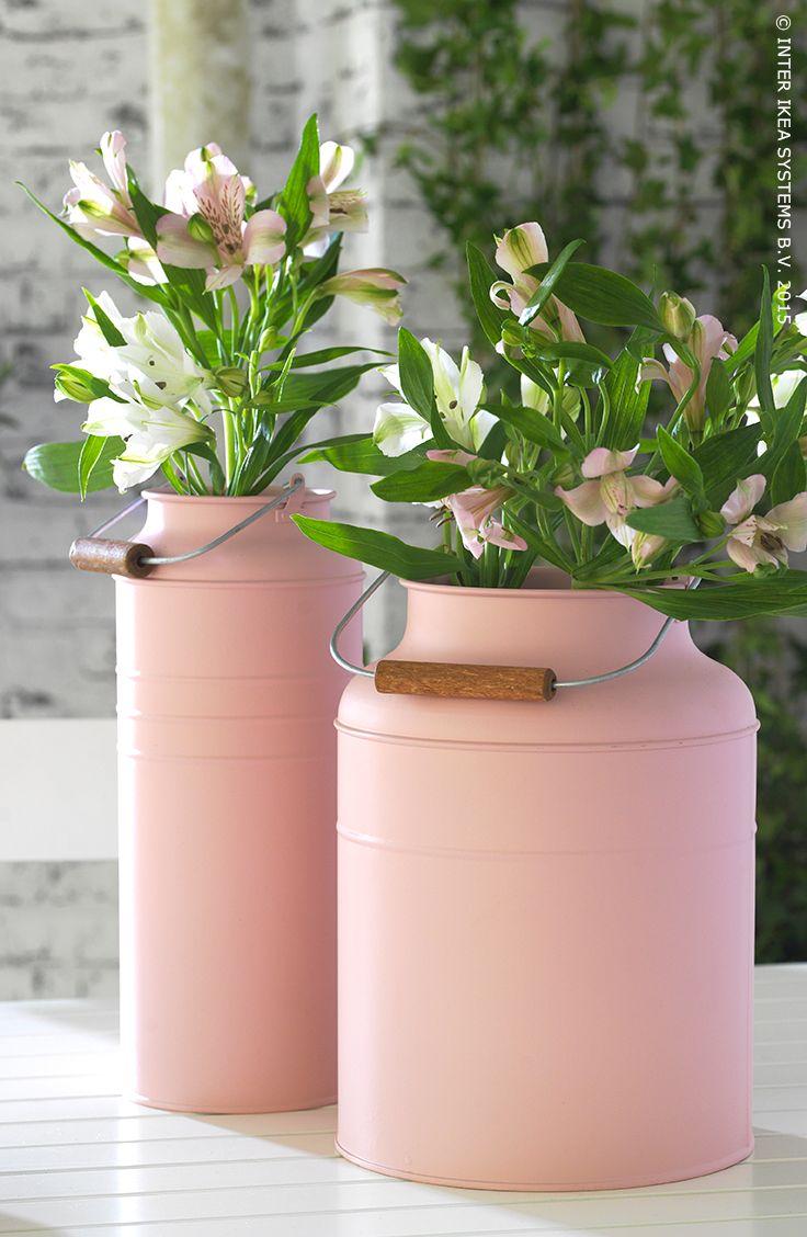 Invitez le printemps à la maison avec quelques fleurs sauvages.