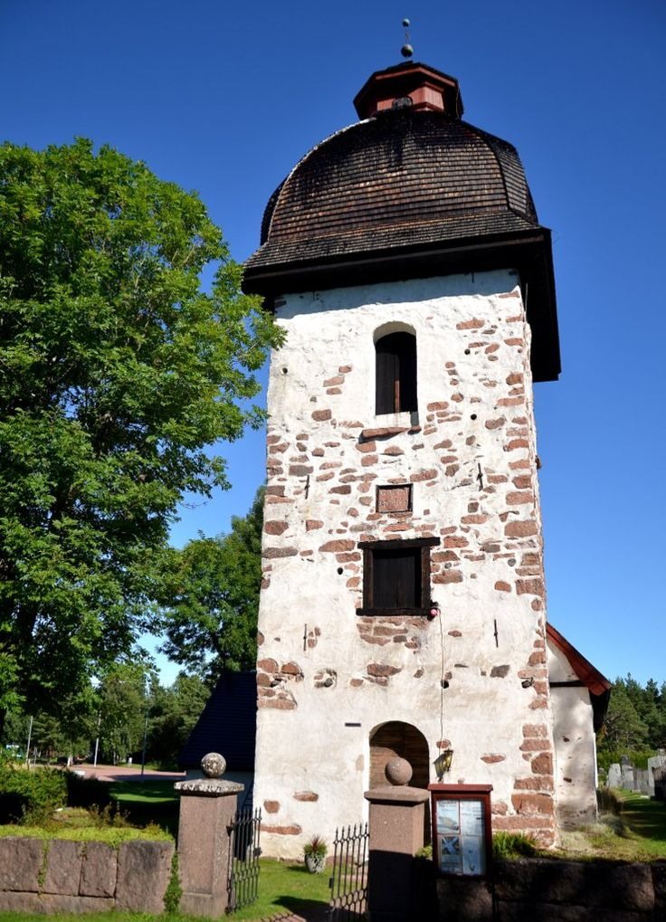 Church in Vårdö, Åland