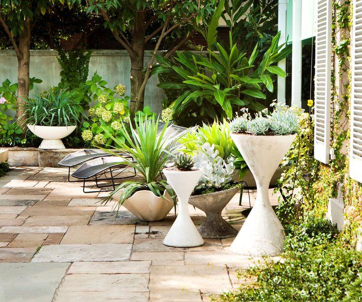 luxurious sub tropical melbourne gardena serene poolside setting - Garden Ideas Melbourne