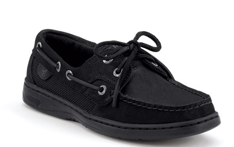 """#SPERRYS! These are on my list to get. """"All Black"""""""