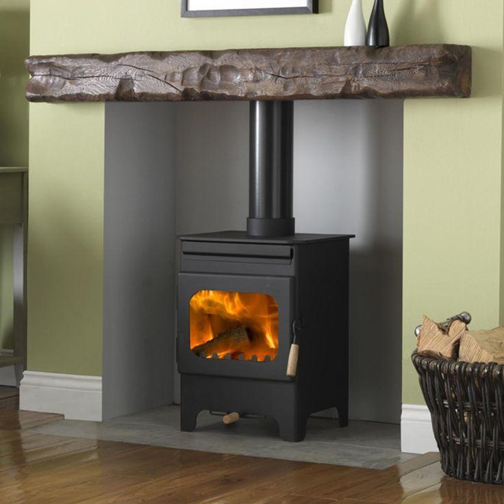 Burley Fireball™ Debdale Wood Burning Stove in 2020 | Burley stove, Freestanding fireplace, Wood ...