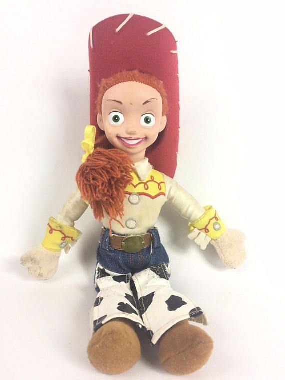 Woody Doll Toy Story