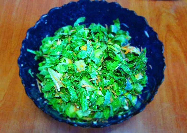 Δροσερή Σαλάτα - Οι συνταγές της Άννας