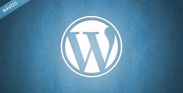Jak nainstalovat WordPress