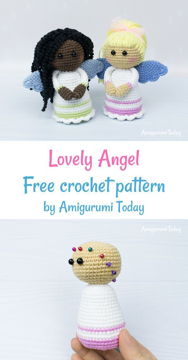 Amigurumi Today - Free amigurumi patterns and amigurumi tutorials | 1150x600