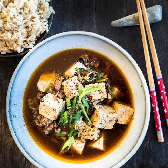 Ground lamb, Tofu and Lamb on Pinterest