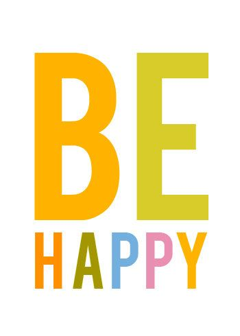 <3: Happy Thoughts, Inspiration, Graphics Prints, Prints Design, Graphics Design, Life Mottos, Happy Art, Things, Words Quotes